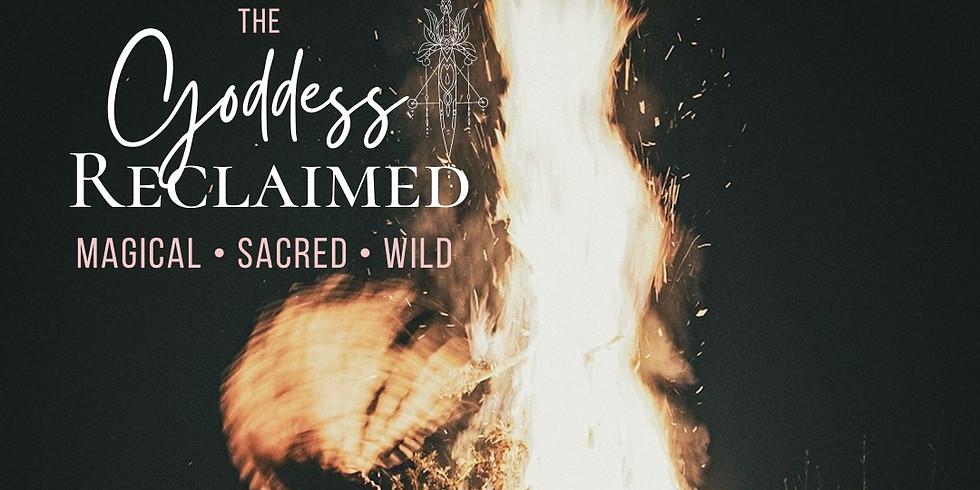 THE GODDESS RECLAIMED; A 6-week Devotion