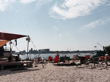 Good weather? Check out this list of the best beaches in Amsterdam!