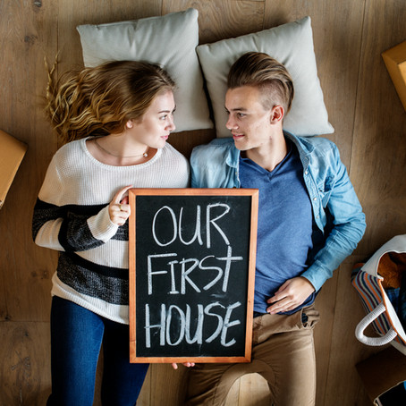 New 3% Down Payment Loan For First Time Buyers HomeOne is Here.