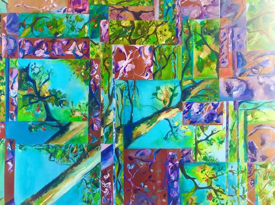 Fragmented Tree