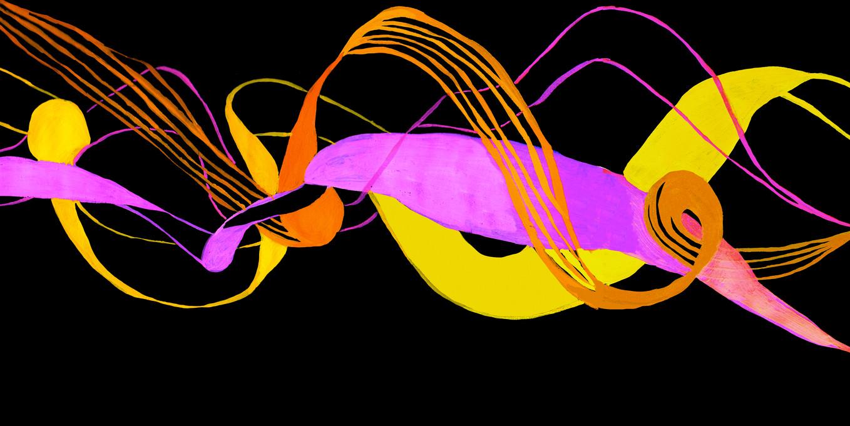 Dramatic Swirl