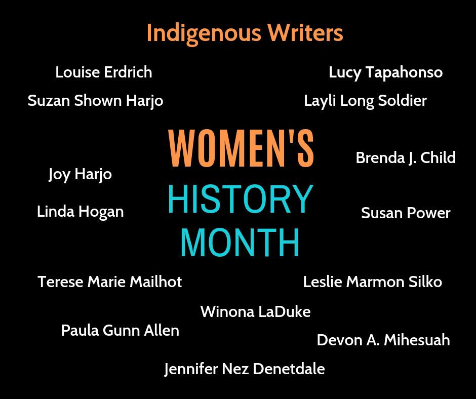 Indigenous Women Writers