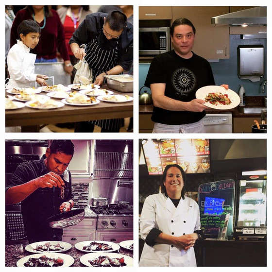 My first post about Native Chefs