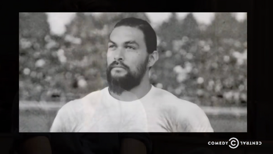 Catch Drunk History about Jim Thorpe and Occupation of Alcatraz?