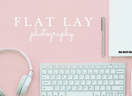 Flat Lay Photography Manchester - One North Studio