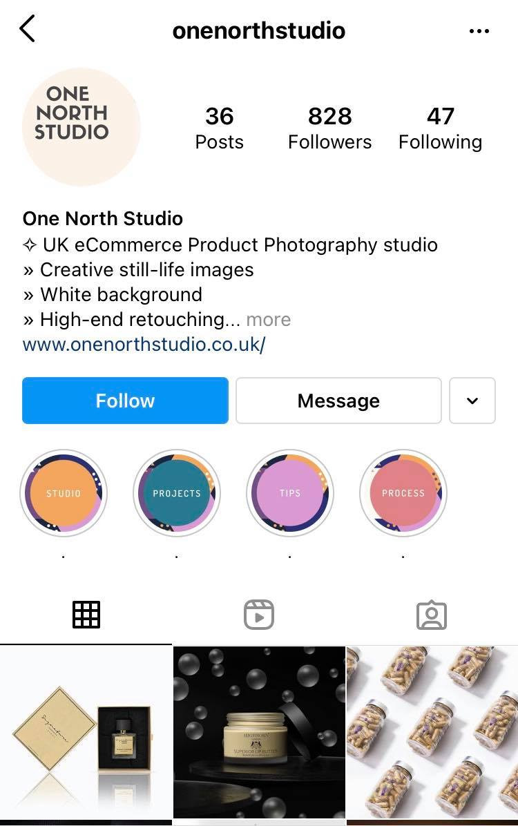Product Photography Studio Manchester Ecommerce