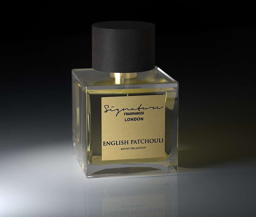 cgi product photography in london - luxury perfume photos