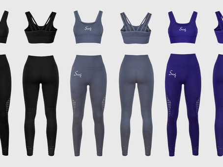 3D Ghost Mannequin and Activewear Photography | Manchester