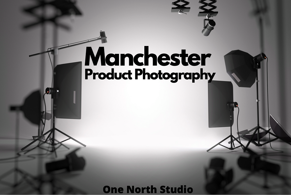 best commercial product photography in manchester