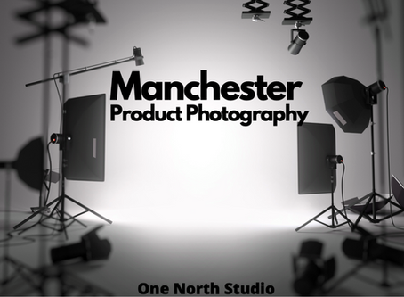Best Manchester Product Photography - One North Studio