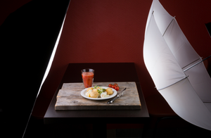high-end food photography in north west england, manchester
