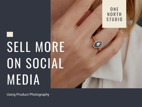 How to use Professional Product Photography to sell more on Social Media | Manchester Photographer