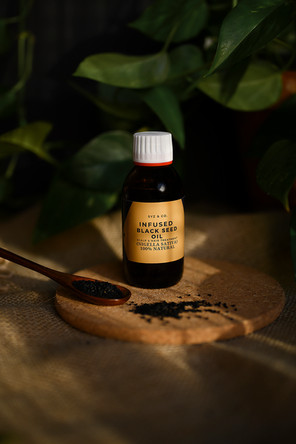Hair Oil Creative Product Photography.jp