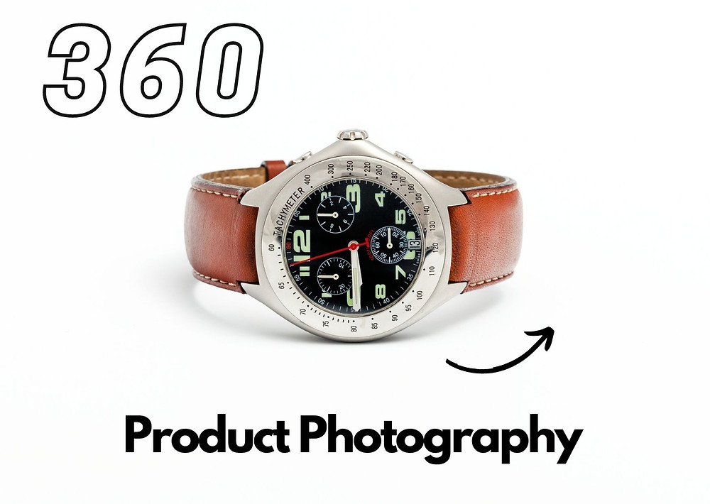 benefits of 360 product photography for your online business | manchester product photography studio