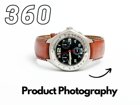 Benefits of 360-Degree Product Photography for Your Online Business | Manchester Photographer