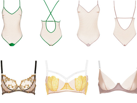 Lingerie & Swimwear Product Photography in Manchester | Ghost Mannequin Clothing Photographer