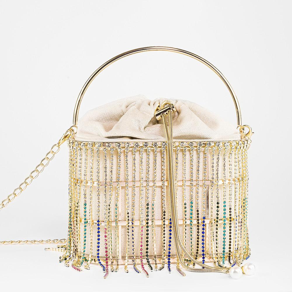 Jewellery Photography Clutch Bag