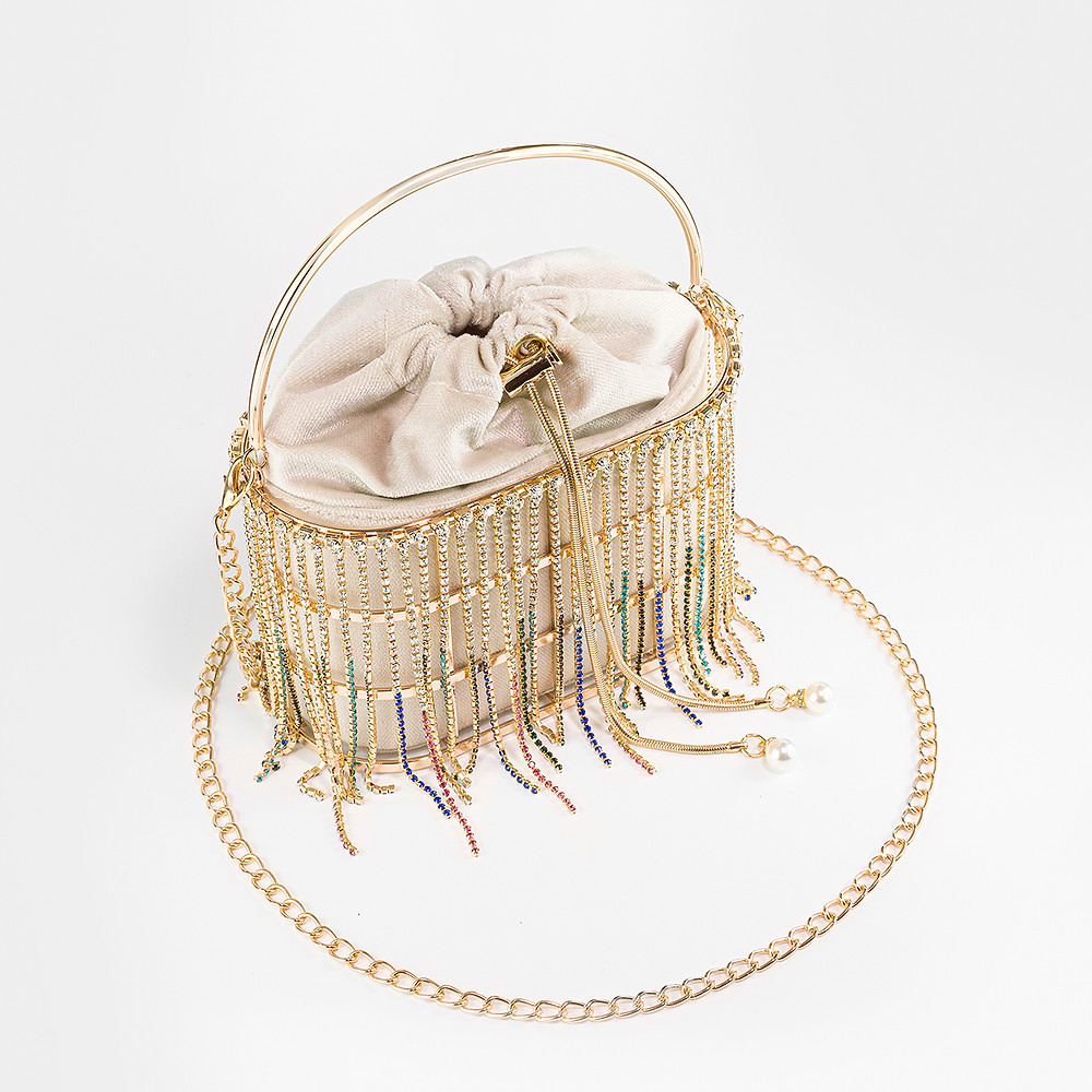 Gold Jewellery Luxury Clutch Bag Photography