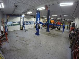 Stauffer's Cleaning Floor Prep