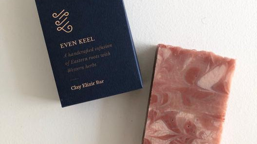 French Rose Soap Bar