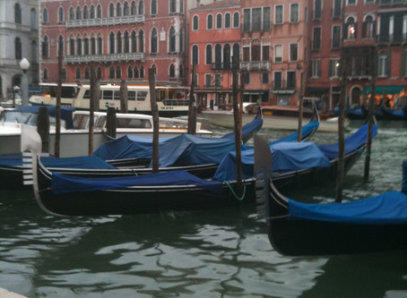 How I fornicated in Venice.