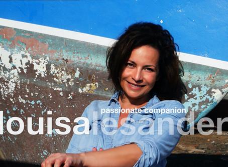 """Independent Escort Louisa - """"Viva la Vida"""" in Barcelona"""