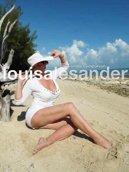 Independent Escort Louisa Lesander Berli