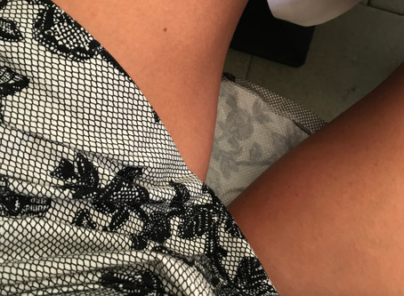 A hot pantie – a skilful gentleman and a remote-controlled climax