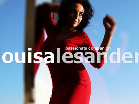 Escort Louisa Lesander und ferngesteuerte Höhepunkte