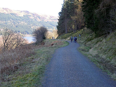 Callander_to_Strathyre_Cycle_Route_-_geo