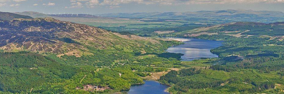 Loch Venechar Loop