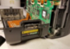 Nikon D3000 Sd card door replacement how to removal