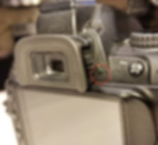 Nikon D3000 Sd card door fix