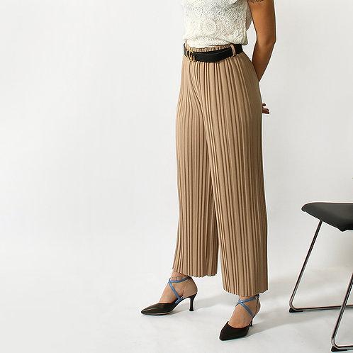 DADA -Pantaloni eleganti plissettati