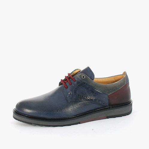 DADA - Sneakers eleganti - Marrone, Blu
