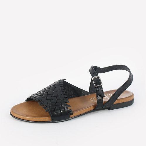 DADA - Sandali in pelle intrecciati