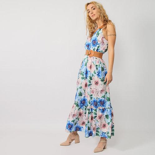 DADA - Vestito lungo floreale