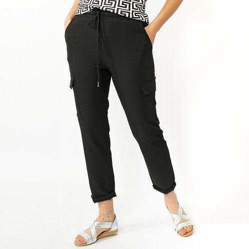 DADA -Pantaloni elasticizzati con tasche