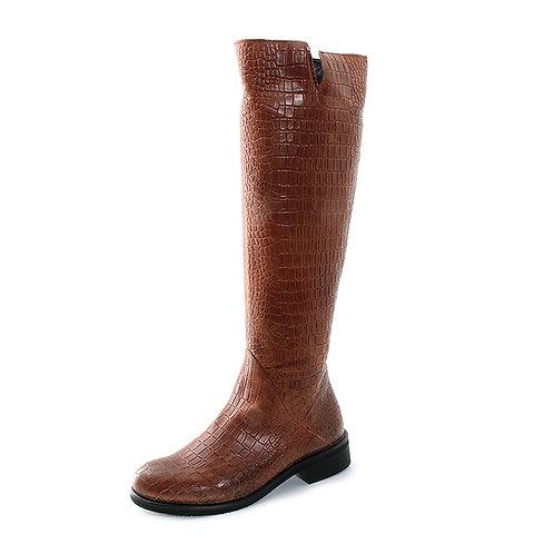 DADA - Stivali da donna con stampa cocco