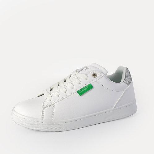 Benetton - Sneakers con glitter
