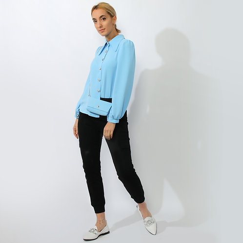 DADA - Pantaloni con tasconi laterali