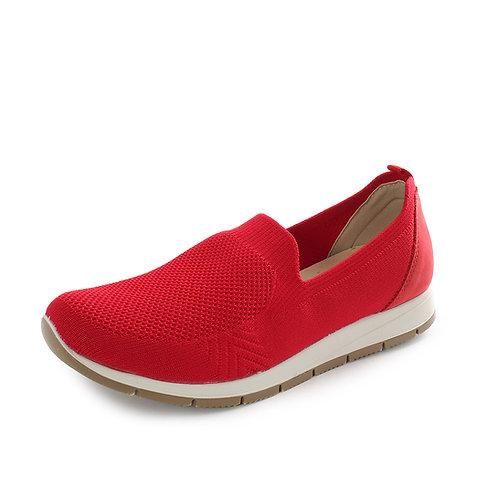 Enval - Sneakers slip on - Beige, Rosso, Blu