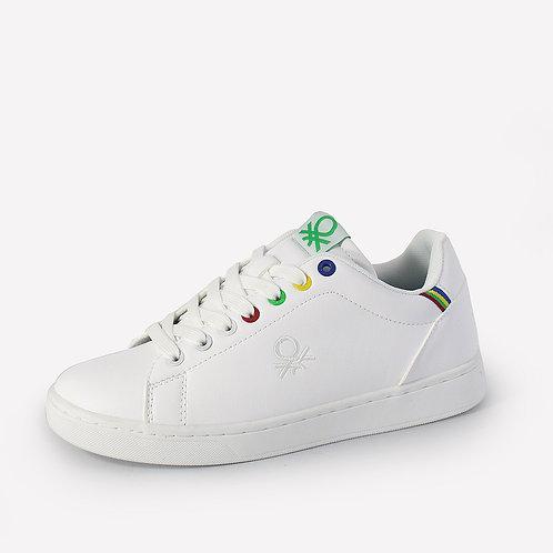 Benetton - Sneakers stringate