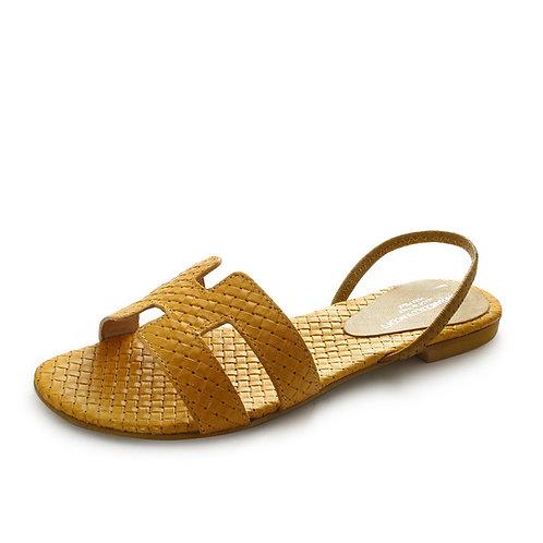 Pierfrancesco - Sandalini intrecciati - vari colori