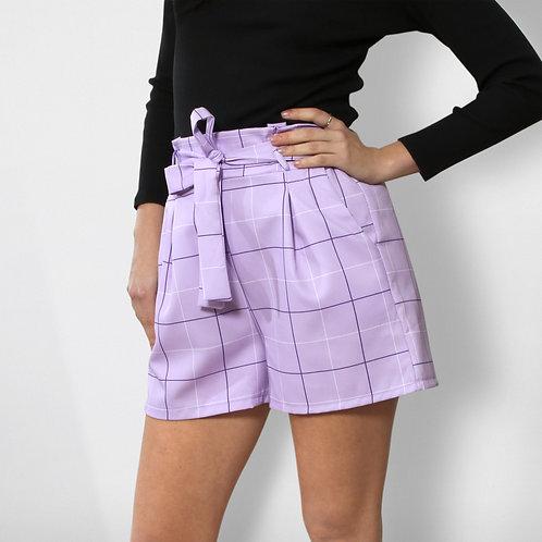 DADA - Pantaloncini eleganti con fiocco