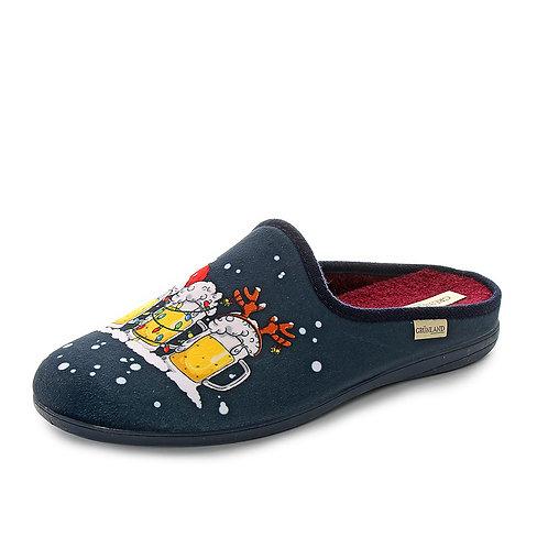 Grünland - Pantofole da uomo natalizie