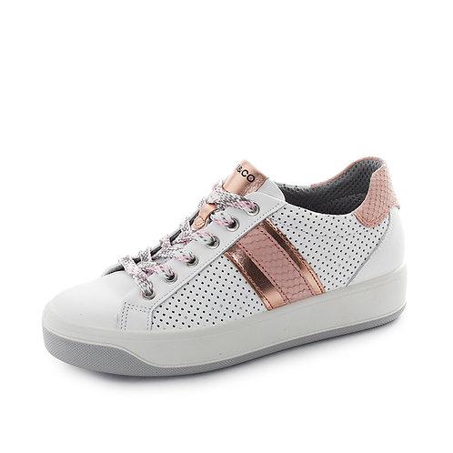 Igi&Co - Sneakers traforate in pelle