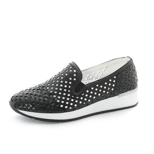 Cinzia Soft - Sneakers traforate slip on