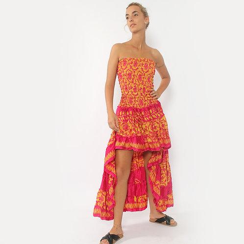 DADA - Vestito asimmetrico - vari colori