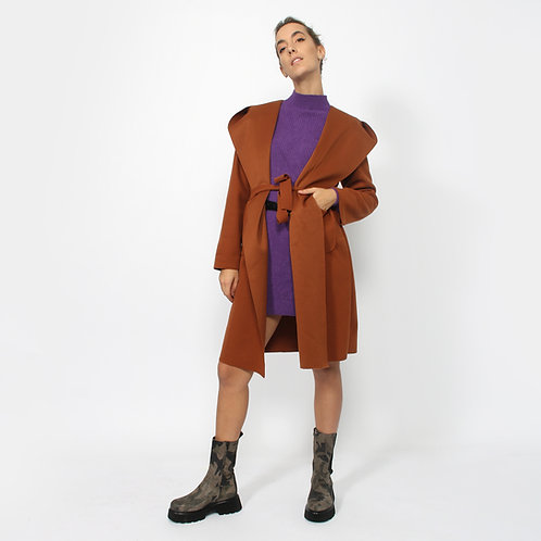 DADA - Cappotto con cappuccio - vari colori